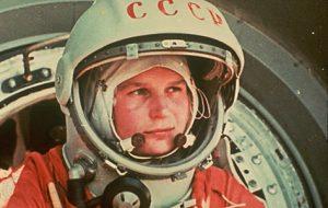Uzaya ilk giden kadın Valentina Tereşkova