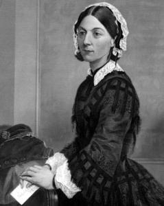Florance Nigtingale hemşireliğin anası