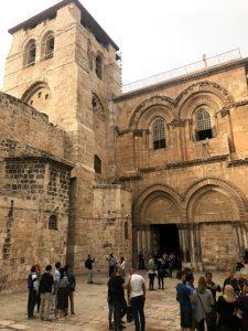 Kudüs kiyamet kilisesindeki merdivenin sırrı bu yazıda