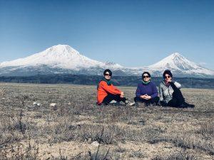 Ağrı dağını en güzel fotoğraflayacağınız yer Gürbulak sınır kapısı